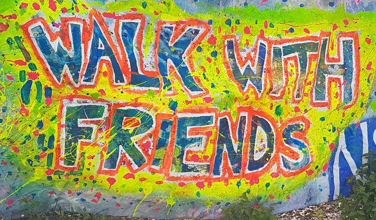 Walk With Friends to be held on September 29th, 2018