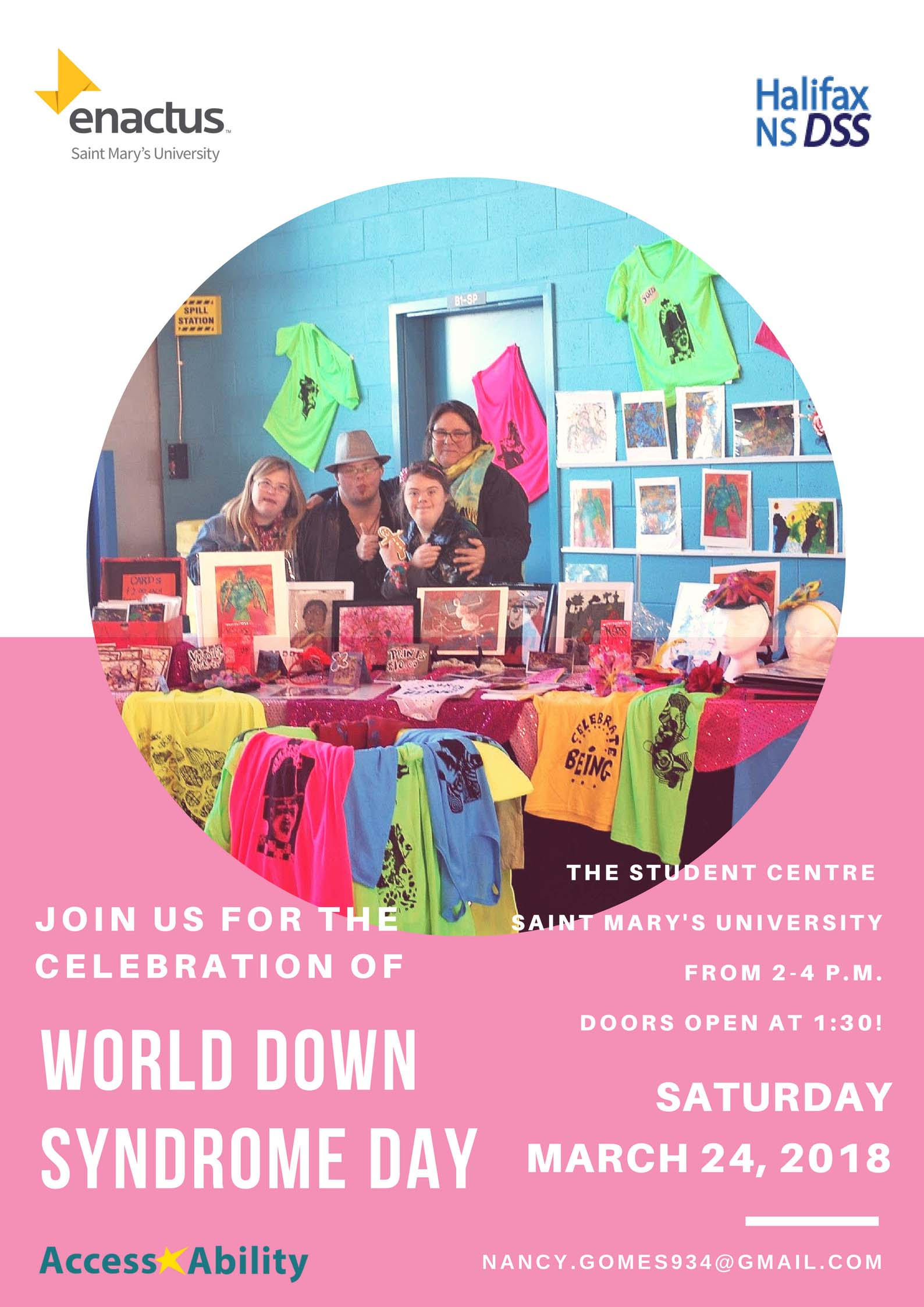 World Down Syndrome Day 2018 Events!